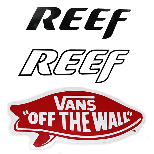 Reef stickers